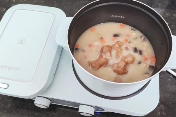 明日的早餐——咸口麦片粥,让你每天元气满满第八步