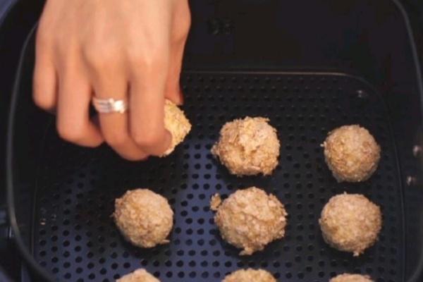 炸元宵,酥酥脆脆营养美味第十步