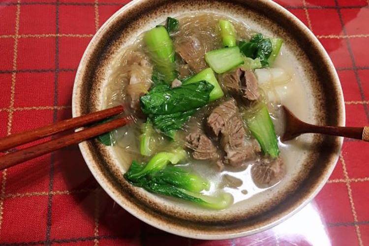 单县羊汤,一道颇具地域气息的美食