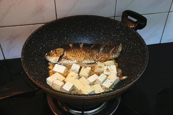味香色集聚一身的豆浆鱼,让人念念不忘第七步