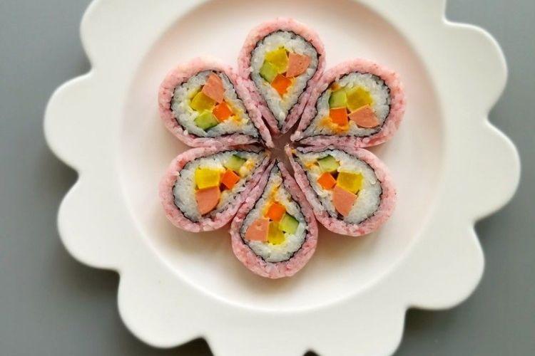 日本寿司,高颜值的美味让你意犹未尽