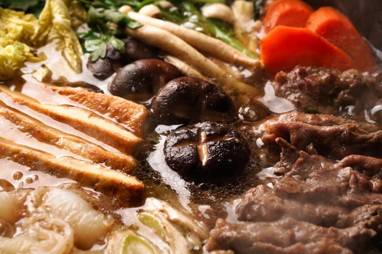 日式牛肉火锅,还原日本地道风味