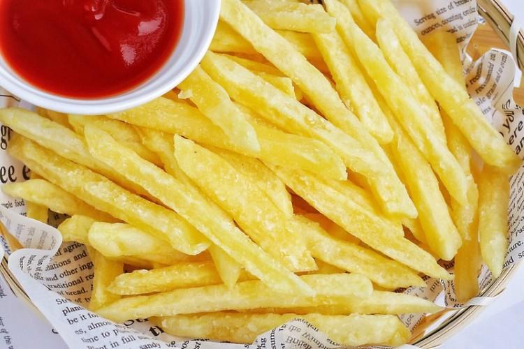 KFC的炸土豆条好吃的秘密现在告诉你!