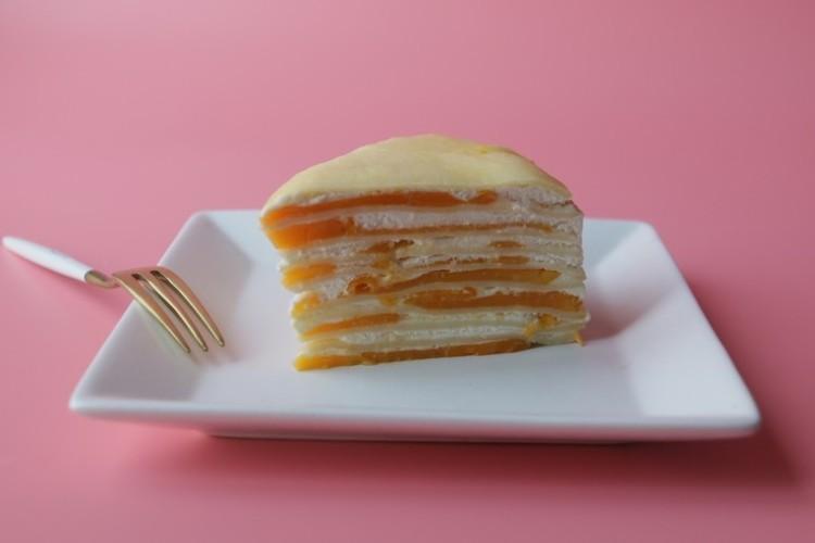 多层蛋糕之芒果千层,带你享受味蕾的浪漫