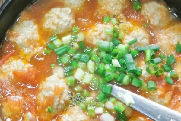 福鼎肉丸汤让你感受极致的美味第九步