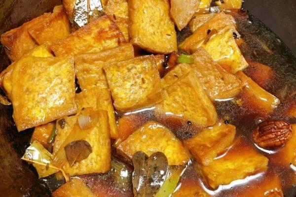 五香豆腐干带你领略风味人间第五步