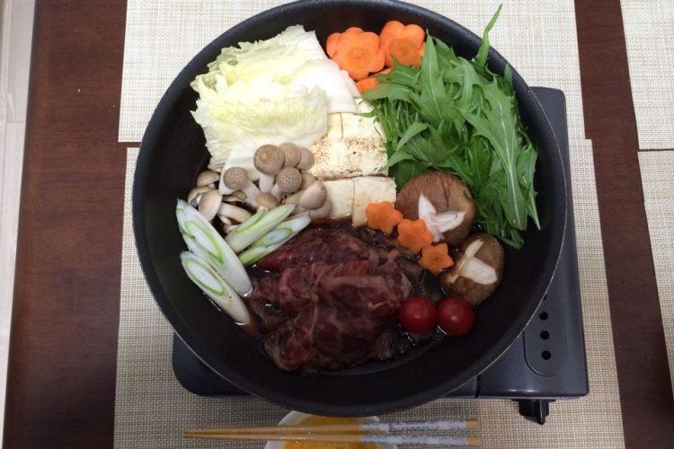 在家也可以做的日式牛肉火锅