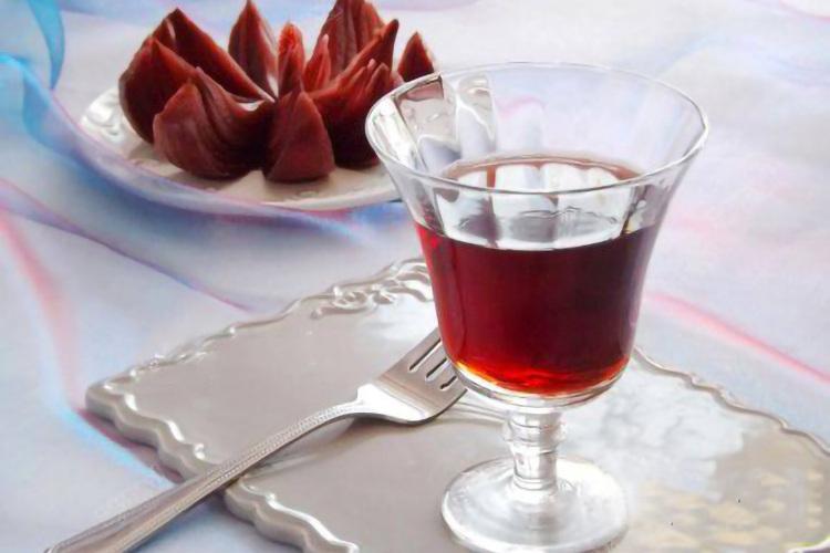 洋葱泡红酒——长辈们的最爱