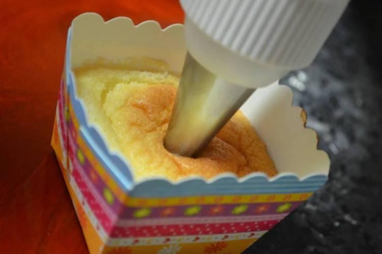 北海道戚风蛋糕承包你一整日的甜蜜