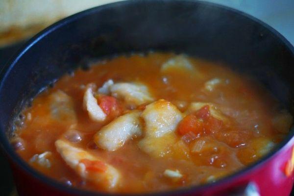 番茄酱鱼怎么做,现在就告诉你第八步