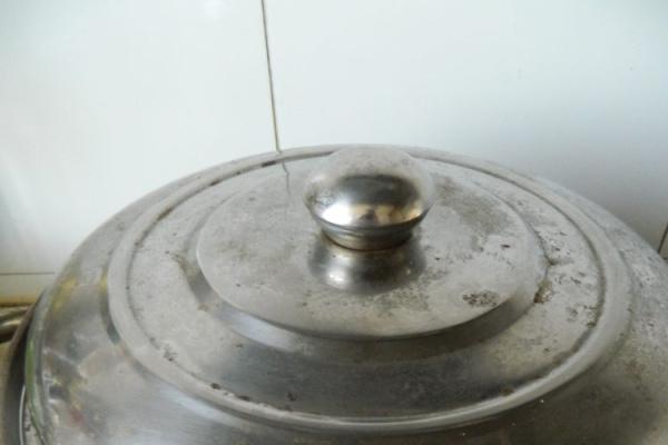 超级经典的广东糖水之木瓜炖奶第八步