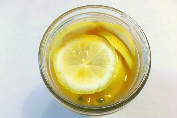 柠檬百香果排毒养颜茶,做你夏日的最佳饮品第七步
