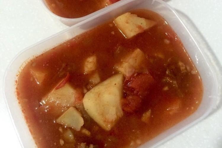 蕃茄牛尾汤——暖胃更暖心