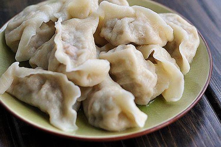 好吃不过饺子,超香的芹菜饺子