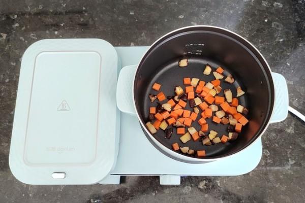 明日的早餐——咸口麦片粥,让你每天元气满满第五步
