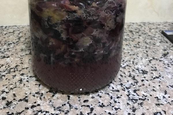 酿葡萄酒,浓郁香醇第十步