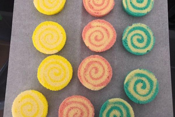 棒棒糖蛋糕,让你一秒回到童年,让我们大家都保留一颗童心吧第十三步