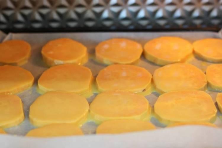 烤箱怎么烤红薯片方法其实很简单
