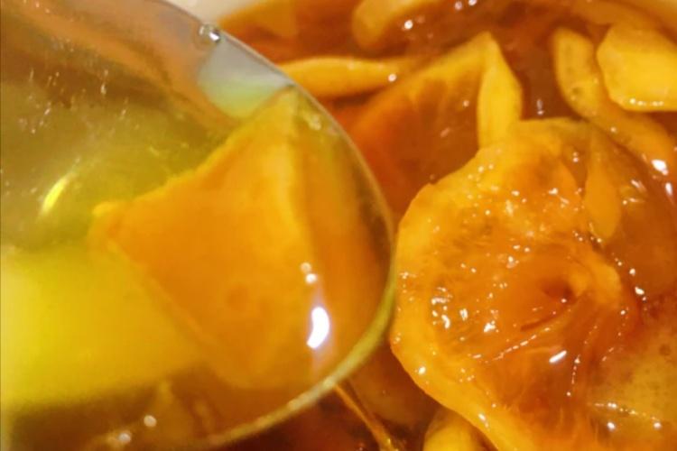 柠檬百香果排毒养颜茶,做你夏日的最佳饮品