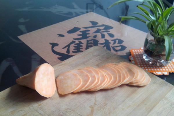 灯影苕片,香酥薄脆休闲美食第一步