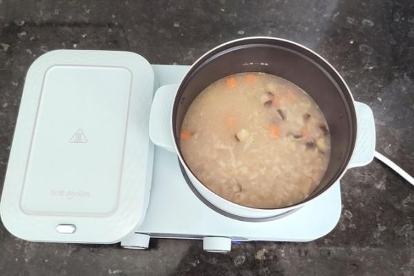 明日的早餐——咸口麦片粥,让你每天元气满满第七步