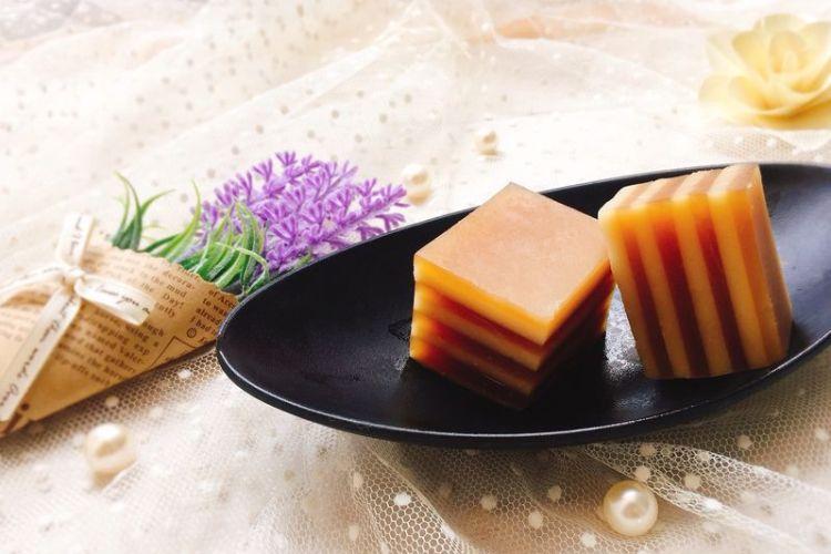 粤式早茶——椰汁马蹄糕