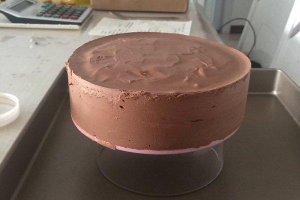 黑天鹅蛋糕,实力与颜值并存第九步
