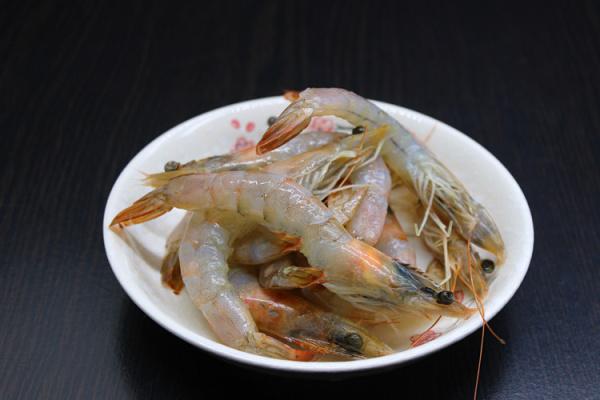 在家自制日式天妇罗油炸大虾第二步
