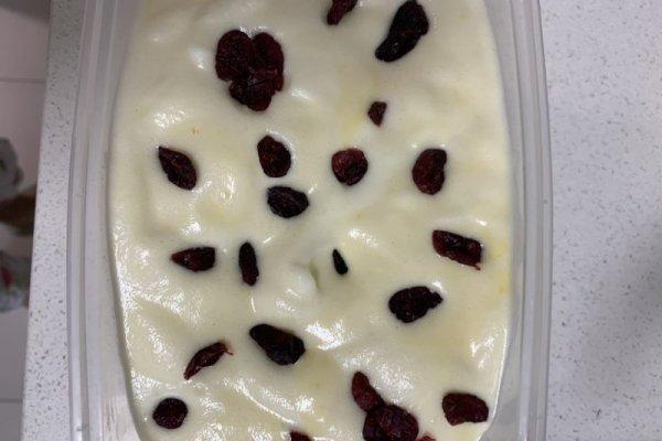 简易版微波炉做奶油蛋糕第七步