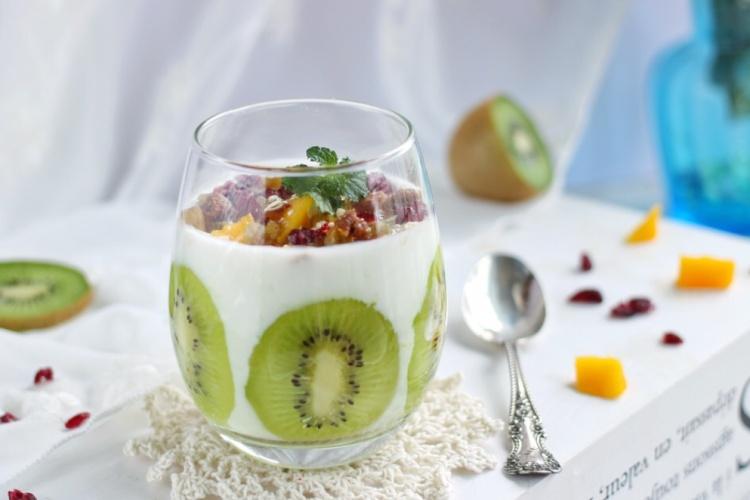 水果酸奶杯,好好对自己,生活就是要充满仪式感