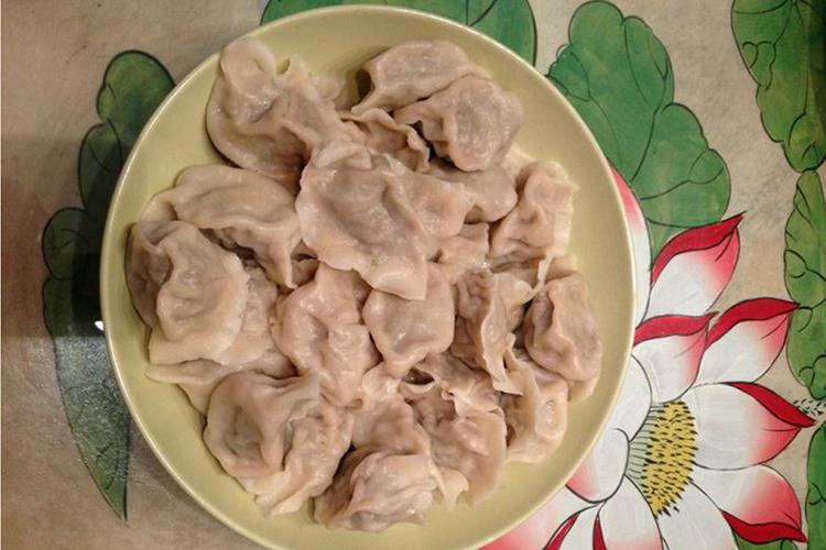 猪肉芹菜饺子馅简单方法