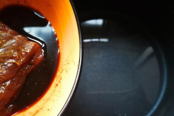 香辣牛肉先卤后拌才最好吃第五步