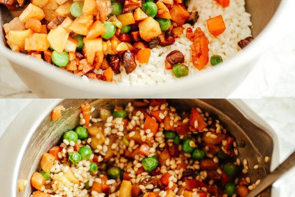 八宝野鸭是春节饭桌上必不可少的一道菜第十步