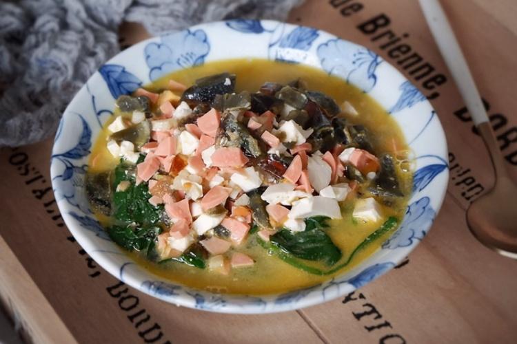 上汤菠菜,一道神仙菜品,味道鲜美到无法形容
