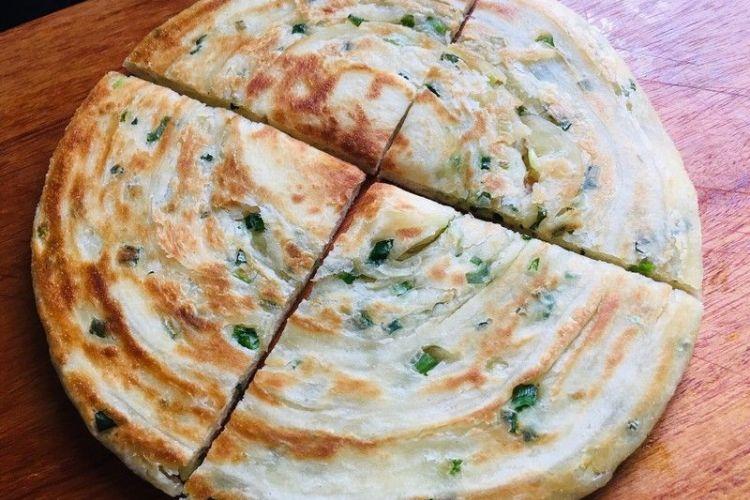 上海葱油饼,带你细品老上海的味道