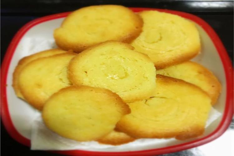 操作简单又美味的奶油曲奇饼干