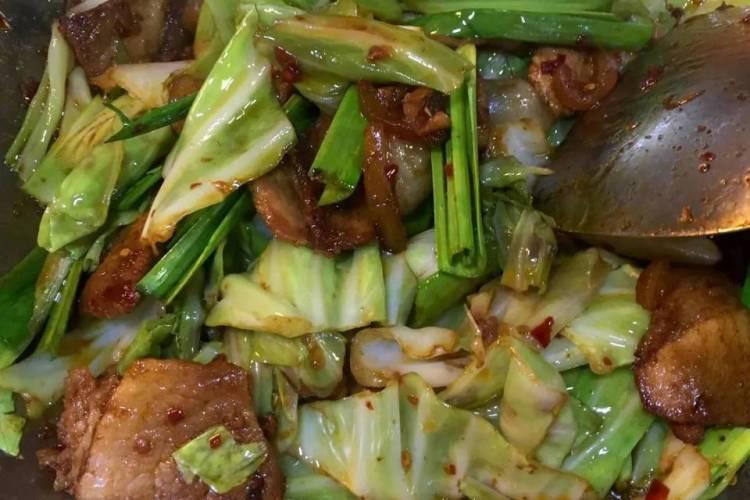 莲白回锅肉带你感受味蕾的极致享受