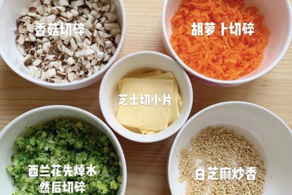 """芝士台湾饭团——""""芝士""""就是力量第二步"""