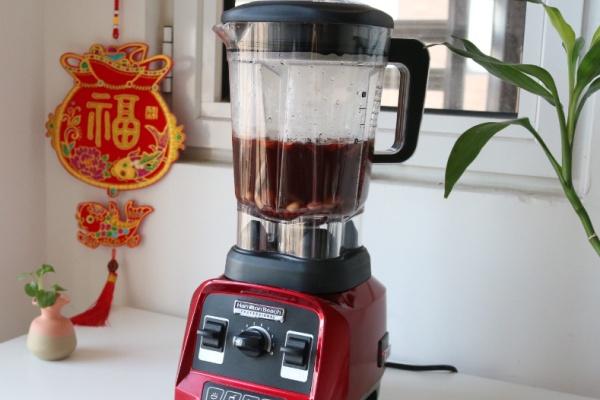 特别适合女性的一种汤水,五红水制作简单,特别适合早餐饮用第六步