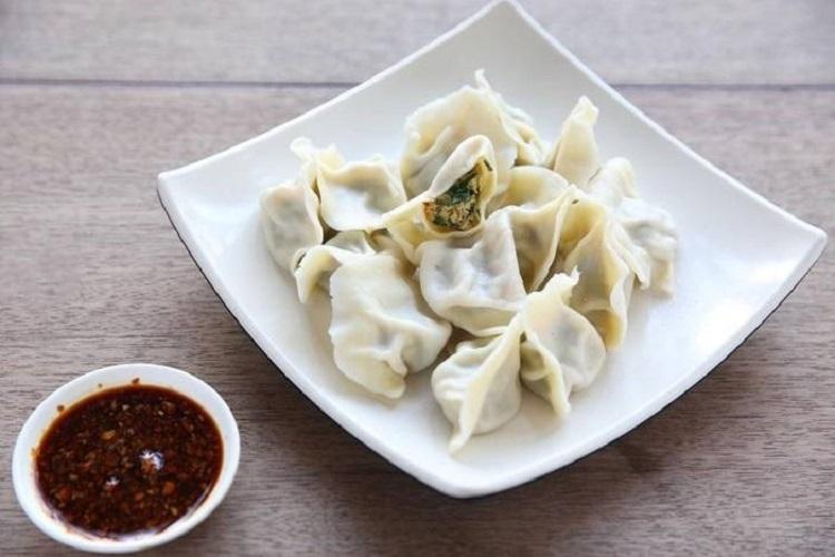 芹菜香菇饺子馅,营养美味的小吃