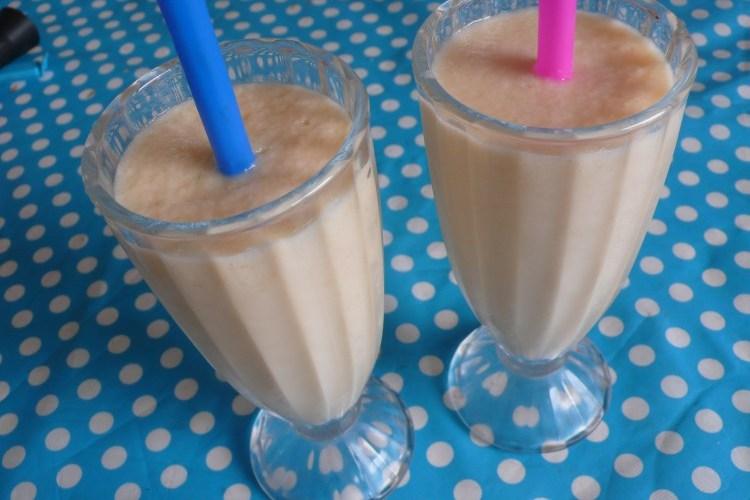 一碗清凉的牛奶哈密瓜汁,带走炎热暑气