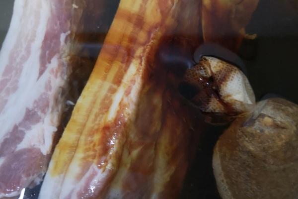豆干回锅肉——超级下饭的一道菜第二步