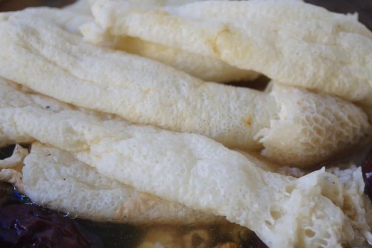 鲜美又营养的竹荪汤,秋冬季赶快喝起来