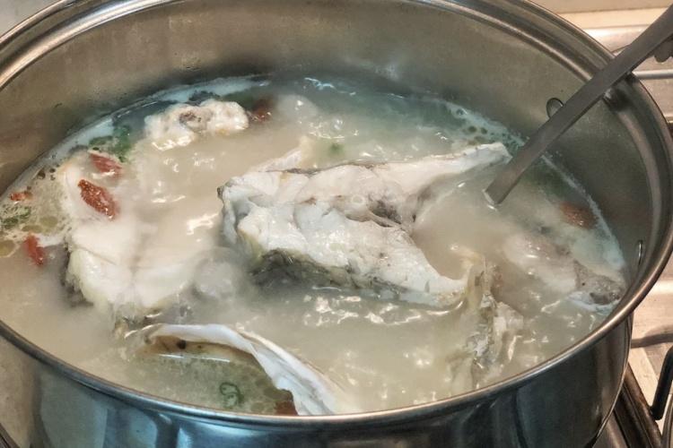 美酒河鲜鱼汤——让人念念不忘的味道