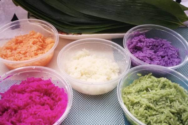 五彩三角粽——超凡的味道,超凡的体验,超凡的享受第四步