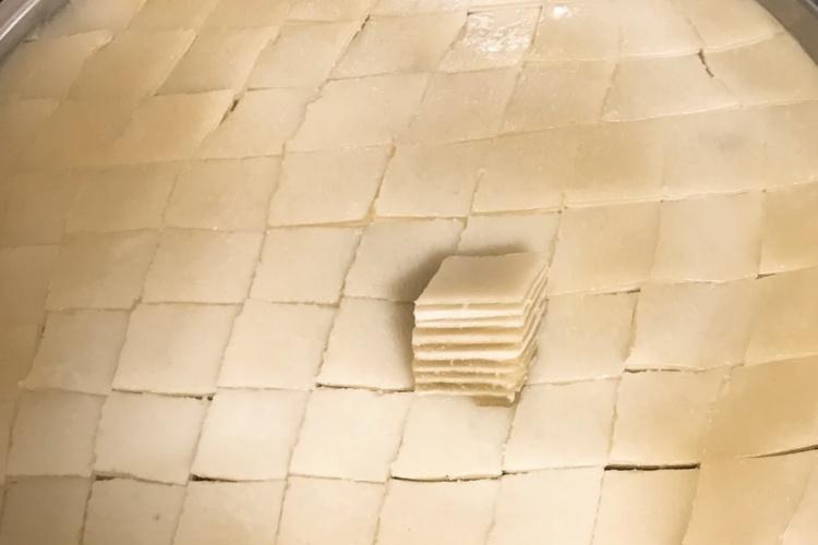 广东马蹄糕——椰汁版本更香浓