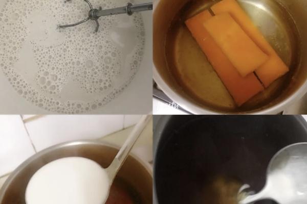 广东马蹄糕——椰汁版本更香浓第五步