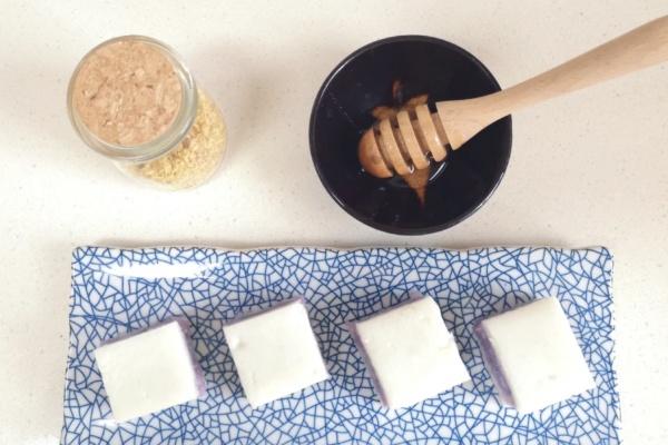 山药夹心蓝莓钵仔糕——细腻香浓的饭后小甜点第八步