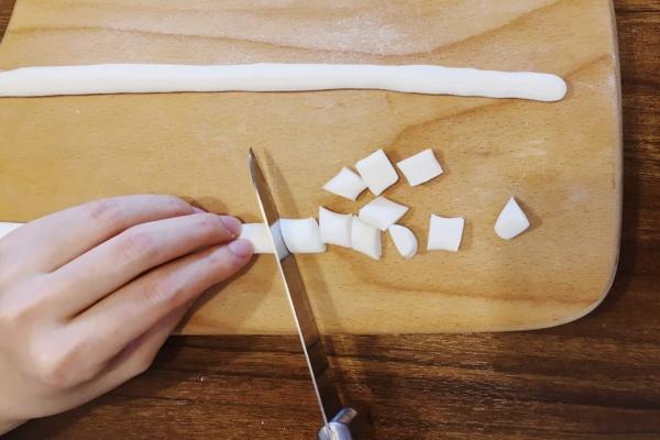 赤豆元宵——冬日里的温暖小菜第五步
