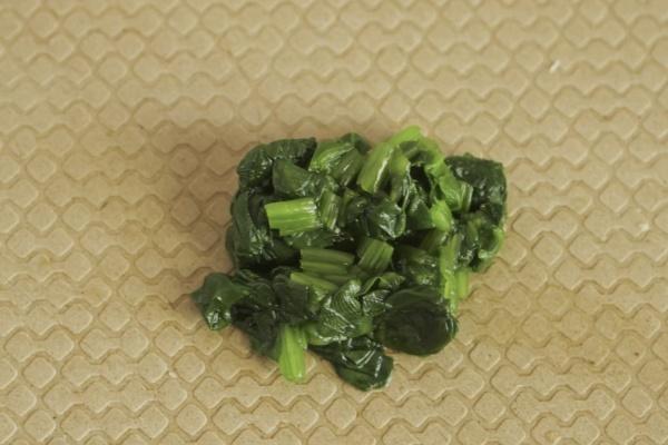 白萝卜菠菜肉丸——小小的身体藏着大大的营养第七步